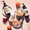 Kép 3/3 - Mandarin és málna természetes kézmosó szappan