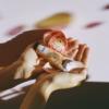 Kép 4/6 - Mandarin és málna természetes kézkrém