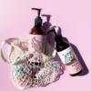Kép 4/5 - Rebarbara és rózsa természetes kézmosó szappan