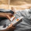Kép 5/5 - Tápláló nappali krém törpemálnával és C vitaminnal