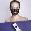 Kép 2/4 - Skin Solution Pórustisztító arcradír aktív szénnel