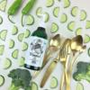 Kép 2/5 - Tiszta ásvány természetes, szagsemlegesítő konyhai szappan