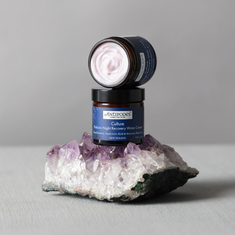 Culture éjszakai water krém probiotikummal