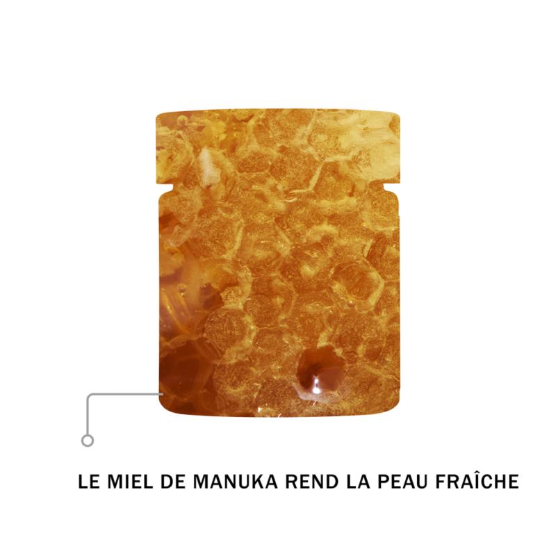 Manuka Honey nappali krém a ragyogó bőrért