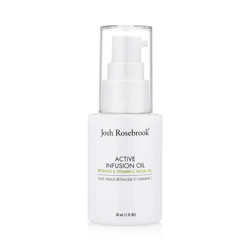 Anti-age arcápoló olaj retinoiddal és C-vitaminnal