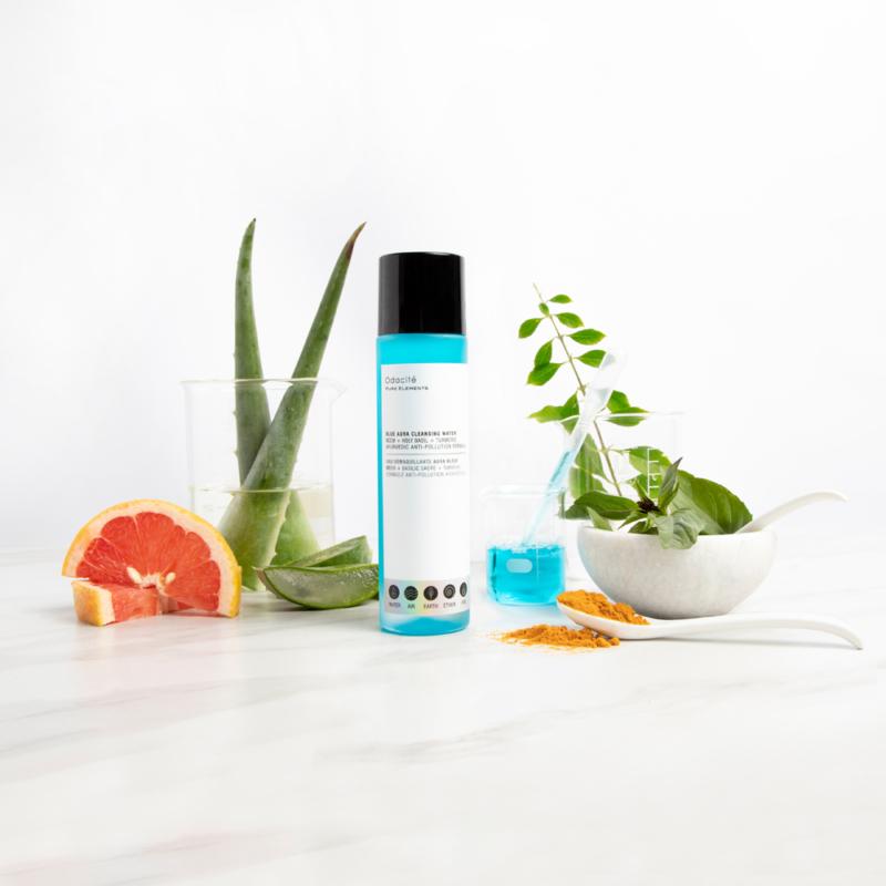 Blue Aura tisztító micellás víz