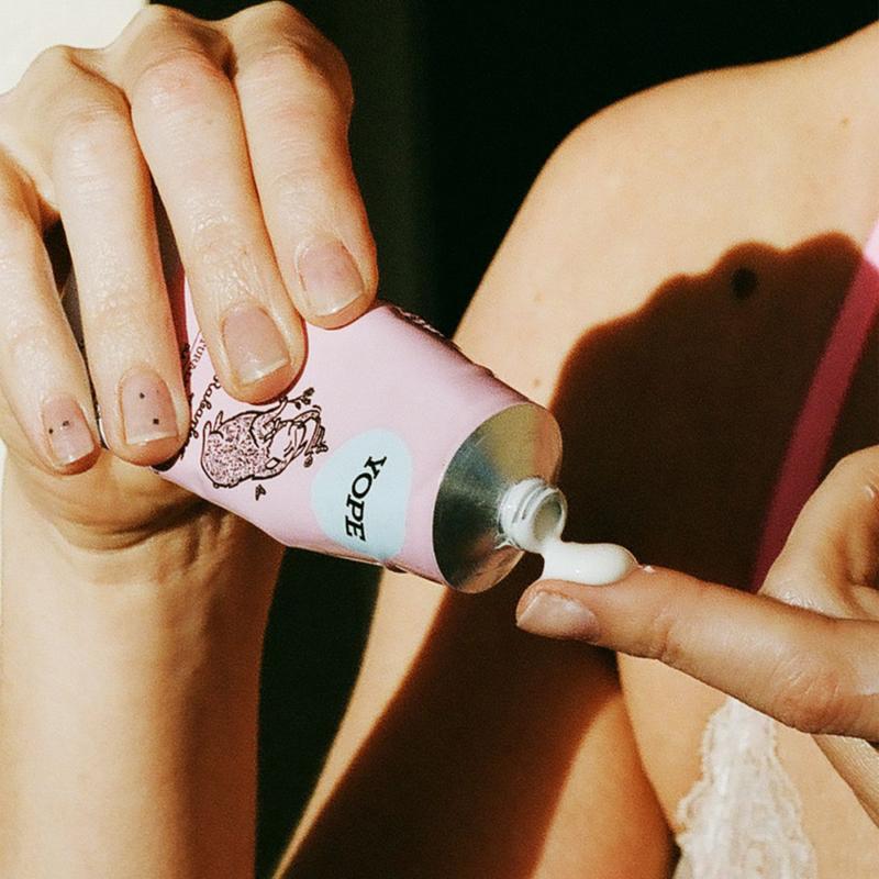 Orgona és vanília természetes kézkrém