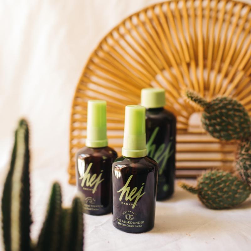 THE ALLROUNDER 24H Kaktusz hidratáló arckrém