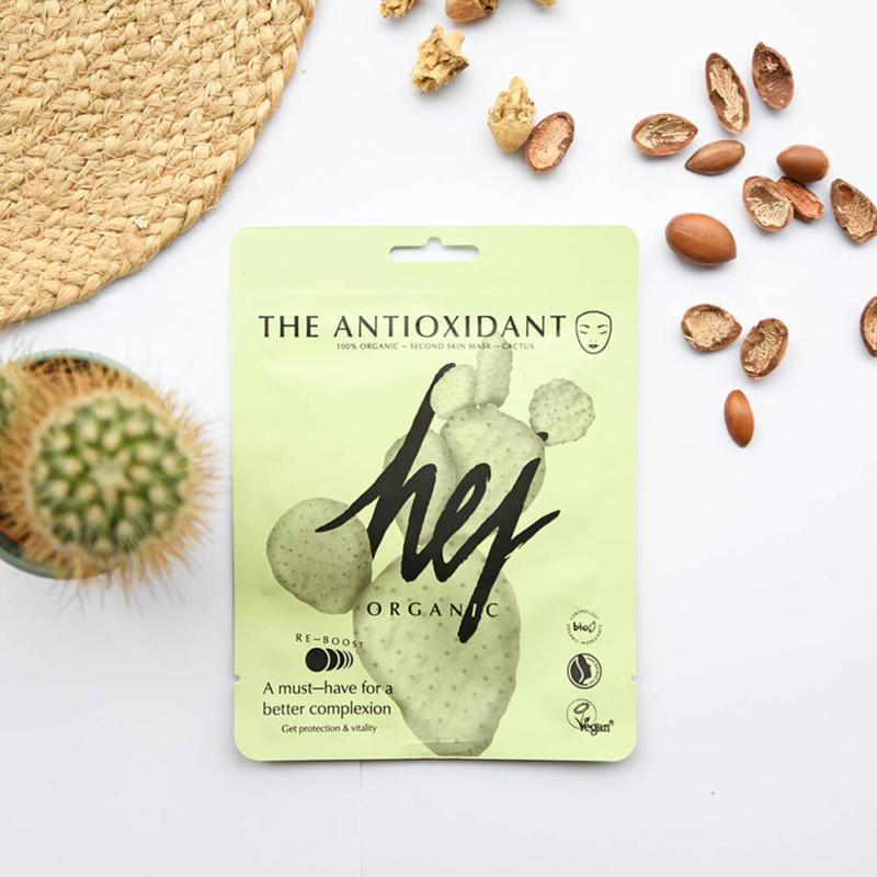 THE ANTIOXIDANT antioxidáns fátyol maszk