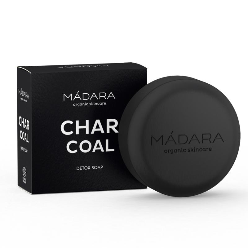 DETOX szappan aktív szénnel