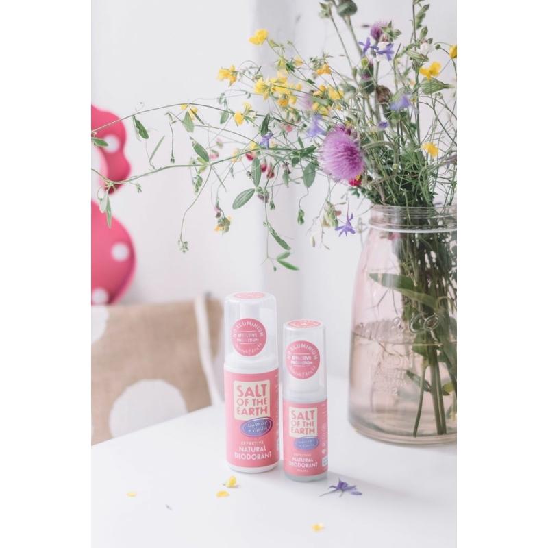 Levendula és vanília mini dezodor spray