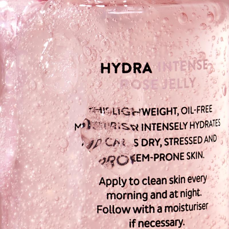 SOS Hydra Intenzív hidratáló Rose Jelly Probiotikummal