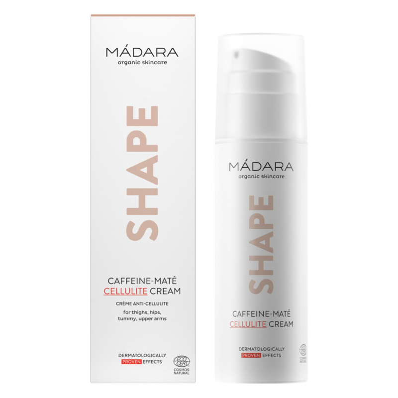 SHAPE Caffeine-Maté  Cellulit Testformáló Krém