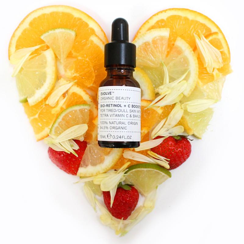 Bio-retinol és C vitamin booster