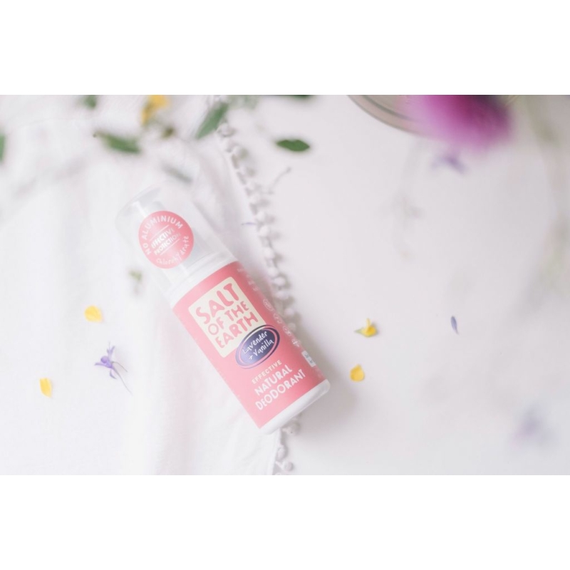 Levendula és vanília dezodor spray