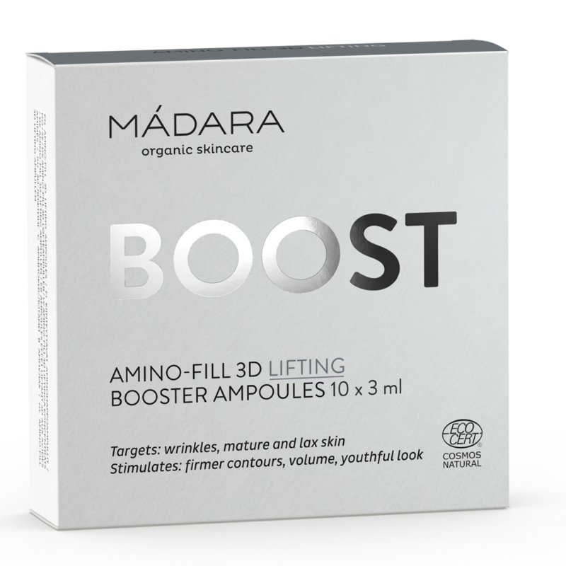 Amino-Fill 3D Lifting Booster Ampullák