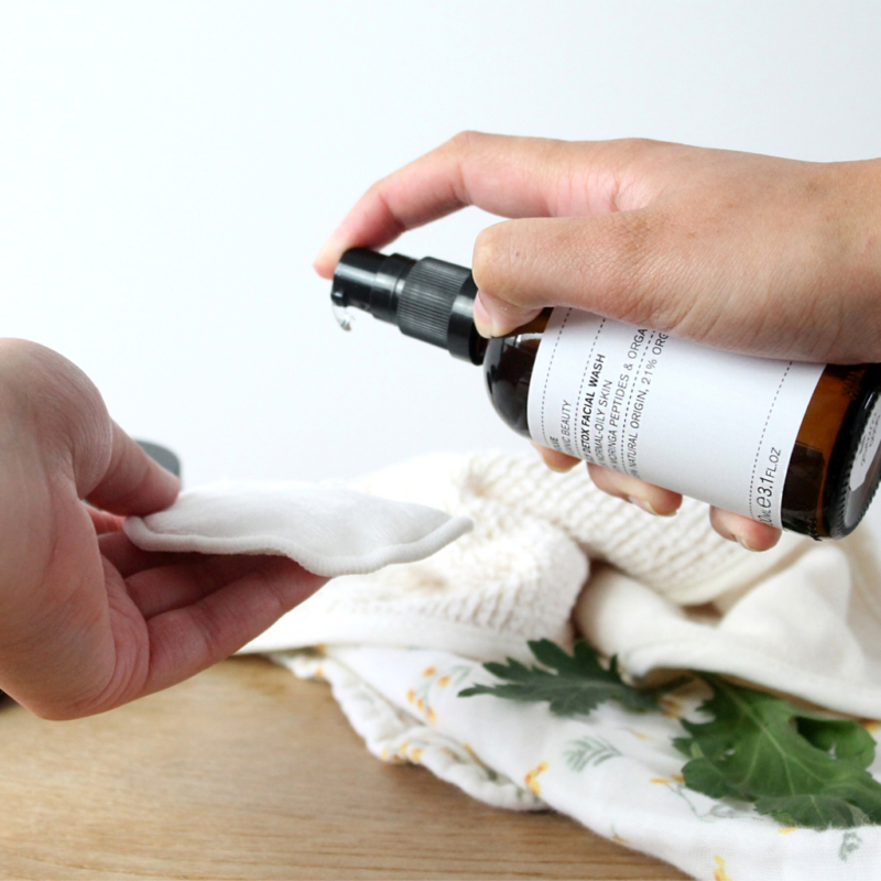 Daily Detox méregtelenítő lemosó kombinált bőrre
