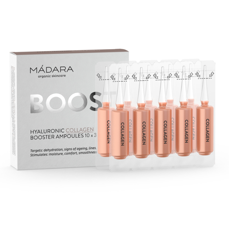 Hyaluronic Collagen Booster Ampullák