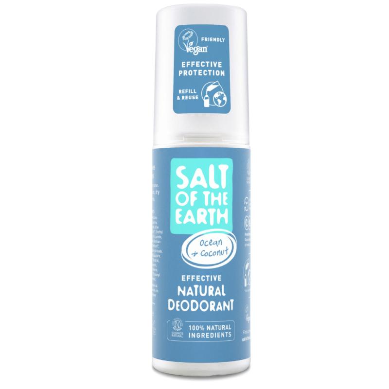 Óceán és kókusz dezodor spray
