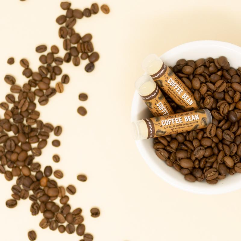 Kávés ajakápoló balzsam