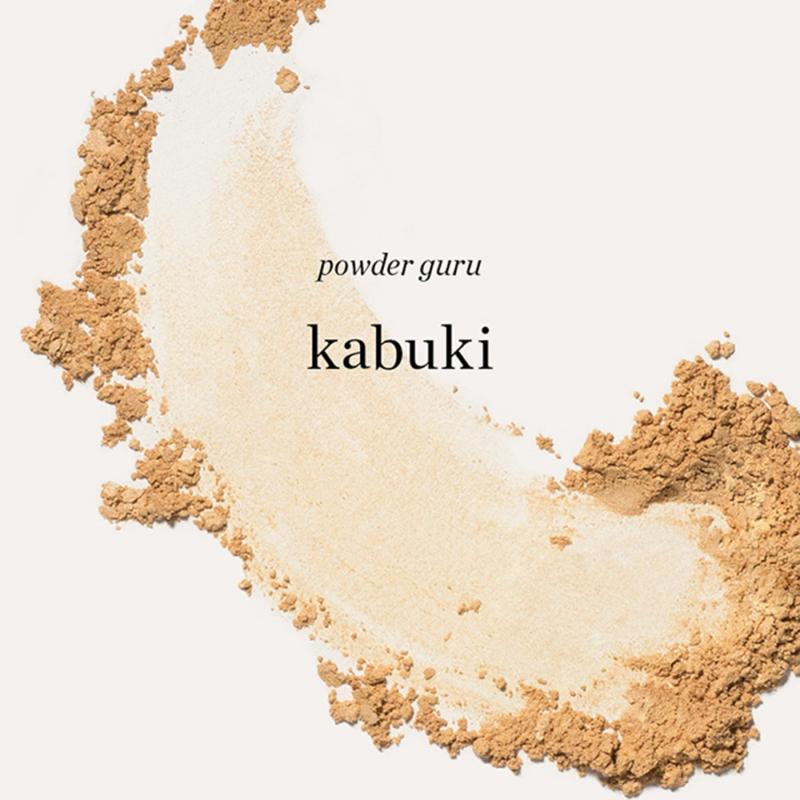 Eco Vegan Kabuki ecset